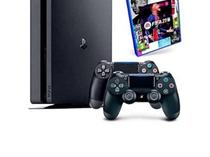 Ps4 slim with complete accessories