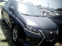 2011 Lexus RX  Manual Foreign Used