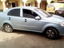 2006 Chevrolet Aveo  Automatic Nigerian Used