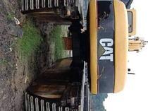 320CL CAT Swamp buggy