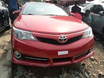 2013 Toyota Camry  Automatic Foreign Used