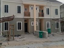 four bedroom semi-detached duplex