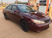 2003 Toyota Camry  Automatic Nigerian Used