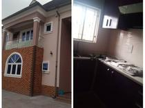 TO LET: BRAND NEW 3 BEDROOM @ PETER ODILI EXTENSION