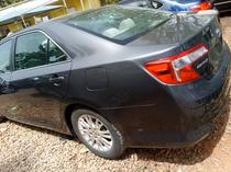 2012 Toyota Camry  Automatic Foreign Used