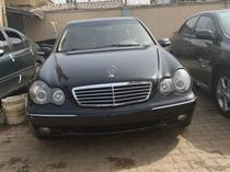 2003 Mercedes-Benz C240 Black Automatic Foreign Used