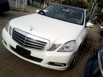 2011 Mercedes-Benz E350  Manual Foreign Used