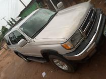 2000 Toyota 4-Runner  Automatic Nigerian Used