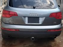 2008 Audi Q7 Green Automatic Foreign Used