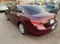 2008 Honda Accord Other Automatic Nigerian Used