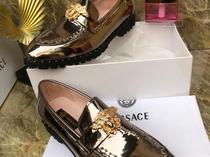 original Louis Vuitton and Gucci leather shoe available
