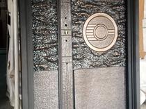 4ft by 7ft bullet proof security door