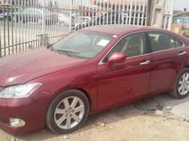 2007 Lexus ES 350  Automatic Foreign Used