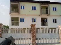 FIVE BEDROOM TERRACE DUPLEX WITH BOYS QUARTERS FOR SALE IN WUYE