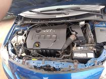 2010 Toyota Corolla Blue Automatic Foreign Used