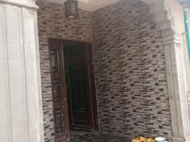 A Newly built Room and palor at isefun Ayobo with pop
