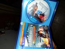 Battlefield 4 for playstation 4