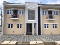 3 Bedroom Luxury Flat with Maid Quarters in Sangotedo