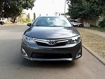 2012 Toyota Camry  Manual Foreign Used