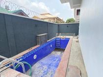 TASTEFULLY BUILT 5BEDROOM DUPLEX WITH SWIMMING POOL