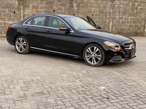 2016 Mercedes-Benz C300 Black Automatic Foreign Used