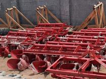 Farm tractor implements Harrow Ridger Disc plough Trailer slasher