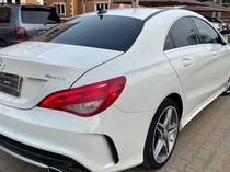 2014 Mercedes-Benz CLA-Class  Automatic Foreign Used