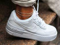 High quality white Airforce snickers