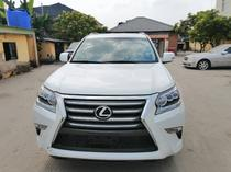2017 Lexus GX 460  Automatic Foreign Used