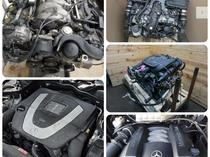 Mercedes Benz Engines and Gearbox
