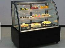 High quality industrial cake display chiller available in stock