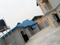 NEWLY BUILT ROOM SELF&ROOM AND PARLOUR SELF-CONTAIN AT OROGUN