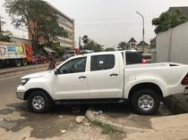Toyota Hilux for Hire