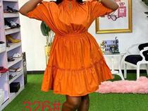 Trendy ladies dresses Available in Colors
