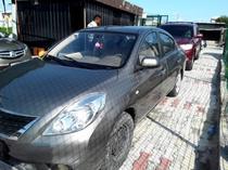 2012 Nissan Almera  Manual Nigerian Used