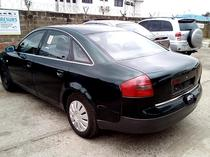 1998 Audi A6  Automatic Foreign Used