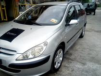 2003 Peugeot 307  Manual Foreign Used