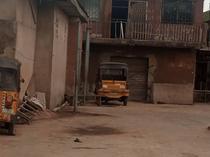 A Story Building At Abule Egba, Facing Lagos Abeokuta Express Road.