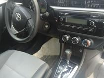 2016 Toyota Corolla  Automatic Foreign Used