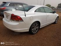 2010 Volvo C70 White Automatic Foreign Used