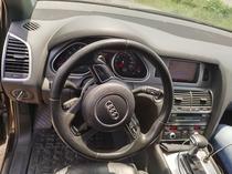 2012 Audi Q7 Beige Automatic Nigerian Used