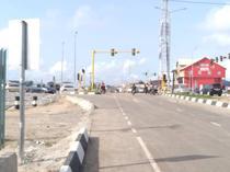 19000sqm Land on Lekki epe expressway opposite Abraham Adesanya Ajah