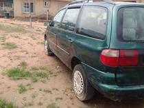 2008 Volkswagen Sharan  Manual Nigerian Used