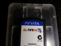 PS Vita FIFA 14 working and In great condition