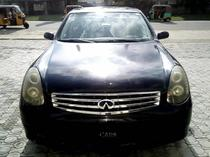 2006 Infiniti G35X Black Automatic Foreign Used