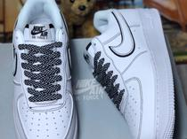 NIKE AIR FORCE 1 Lv8 Reflective Swooch