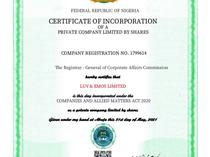 Limited liability company registration CAC