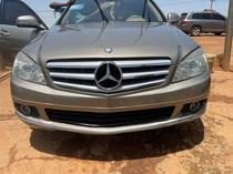 2009 Mercedes-Benz C300 Brown Automatic Nigerian Used