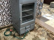 4 layers oven