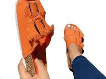 Ladies birkenstock inspired slippers
